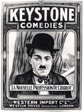 Chaplin Signs with Keystone Company