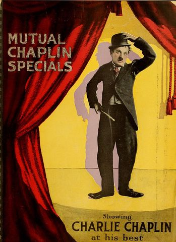 Chaplin Joins the Mutual Film Corporation