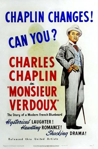 Release of Monsieur Verdoux