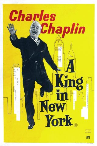 Release of A King in New York