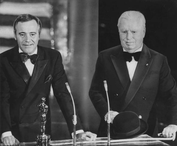 Chaplin Returns to America