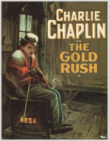 Release of The Gold Rush