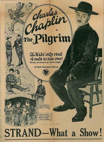 Realease of The Pilgrim
