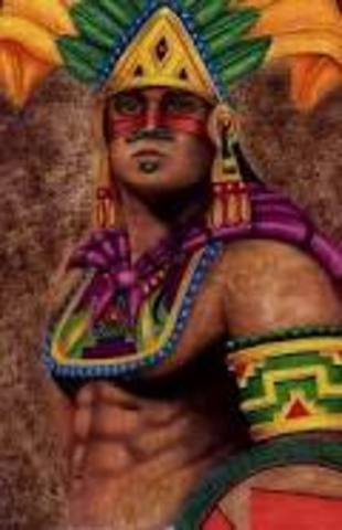 Fall of Tenochtitlan-Spanish conquest of the Aztec people