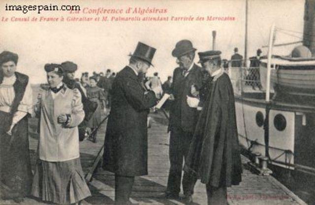 Algeciras Conference