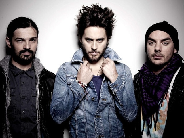 Formation of Thirty Seconds to Mars