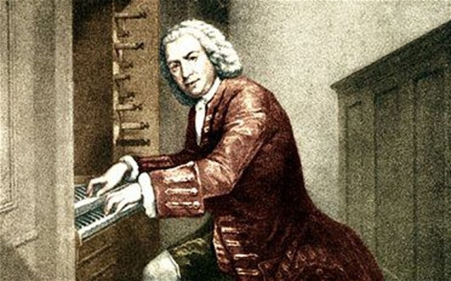 J.S. Bach bridging into the 18th century