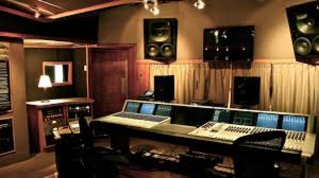 bulid my own studio in 2025