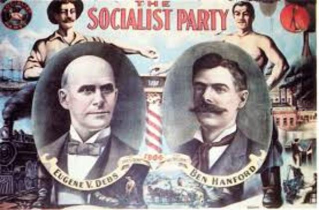 Campaign against the socialists