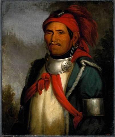Spring 1805 Tenskwatawa's Vision