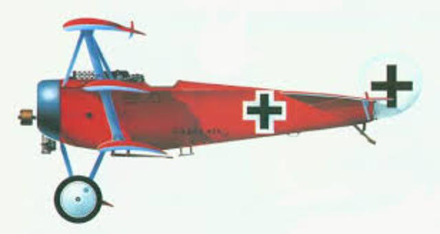 Given the name Red Baron