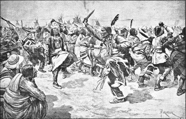 The End of the Ghost Dance Movement and the Plains Wars