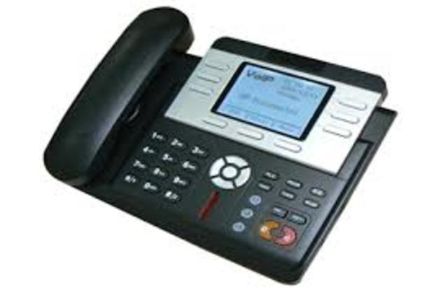 Touch-Tone/ Model 1500 telephone