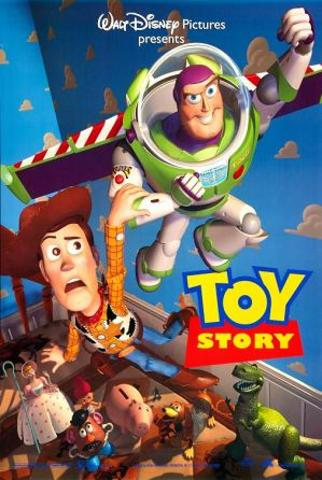 The Premiere of the First Toy Story movie