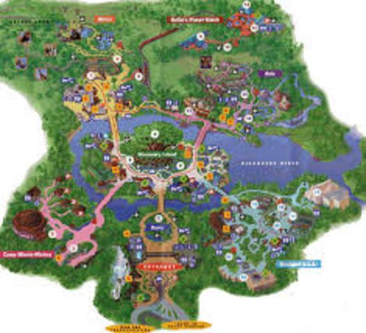 Animal Kingdom Opens