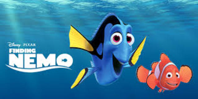 Finding Nemo is Released