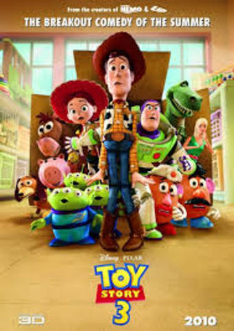 Toy Story 3 release