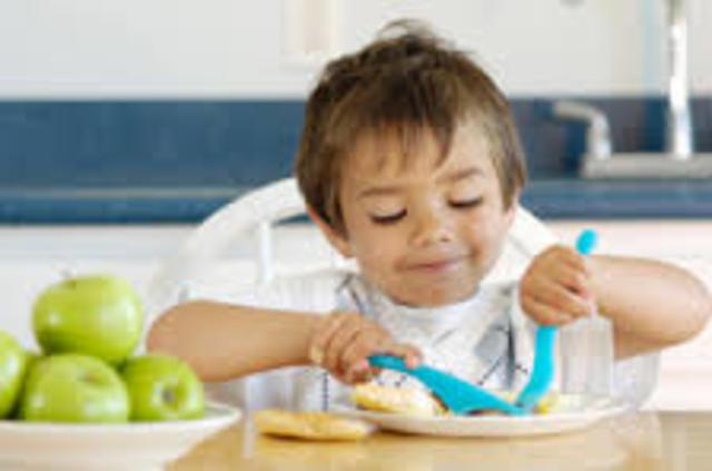 Alimentación (3 a 6 años)