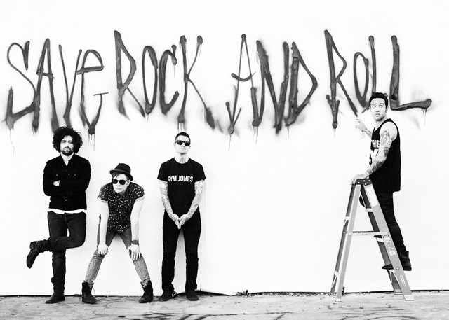«Save Rock and Roll»