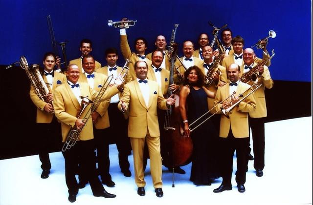 Концерт Джазового оркестра