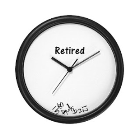Mom and Dad retire