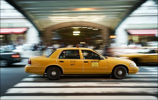 Cab Ride to El Manna Bakery