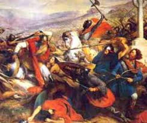Muslims invade Sicily.
