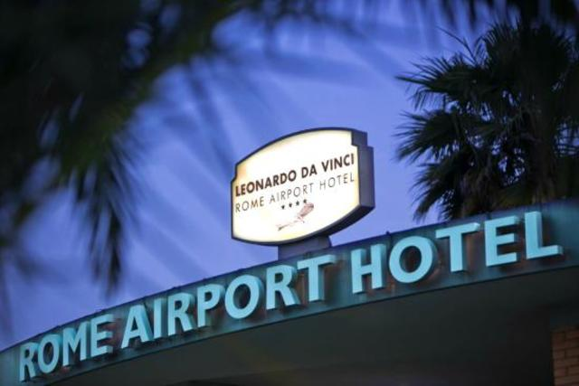 Rome Airport Hotel