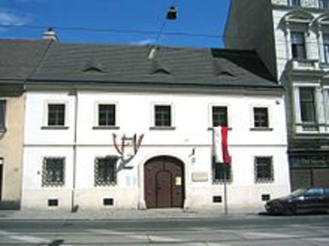 Born in Himmelpfortgrund, in Austria