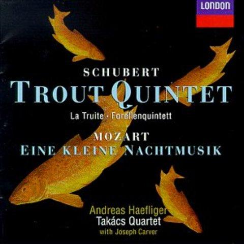 Recognition for Trout Quintet