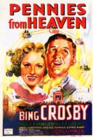 Debut in Movie Pennies from Heaven