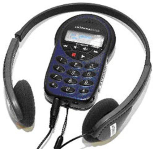 Audio guide