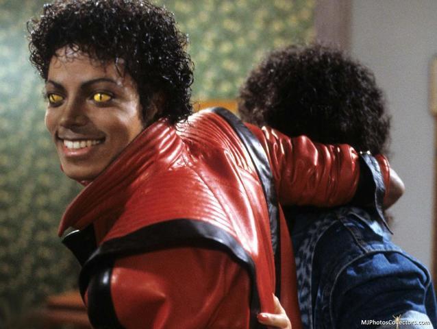 Легендарный альбом Thriller