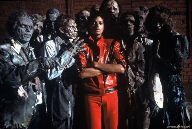 Видеоклип Thriller