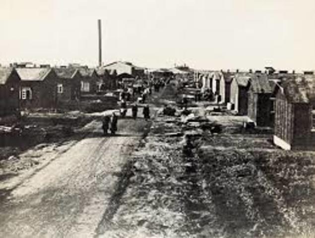 Inhabitants of the Annex are captured