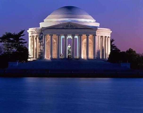 Thomas Jeffersons Memorial