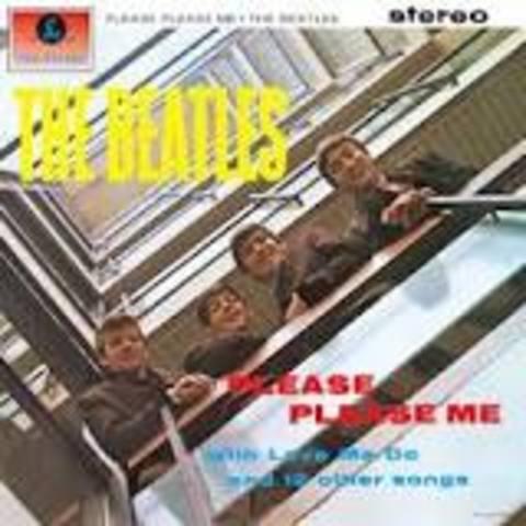 The Beatles drop fisrt album