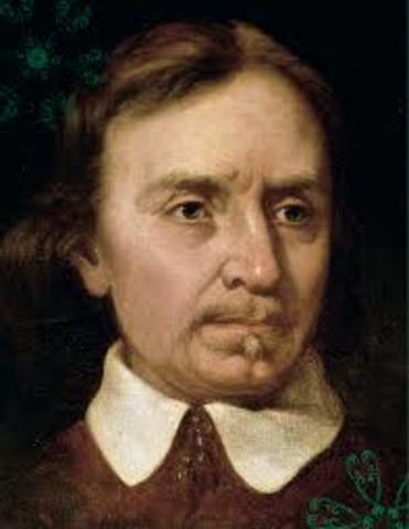 Oliver Cromwell and the New Model Army