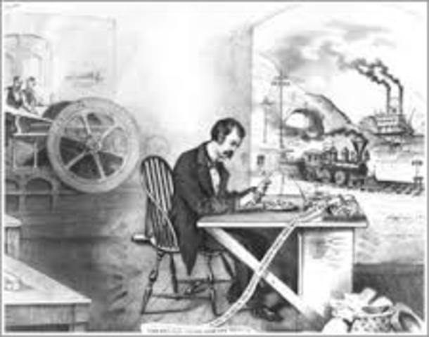 Major Inventions of the Industrial Revolution
