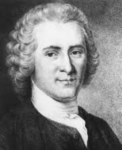 John Jacques Rousseau