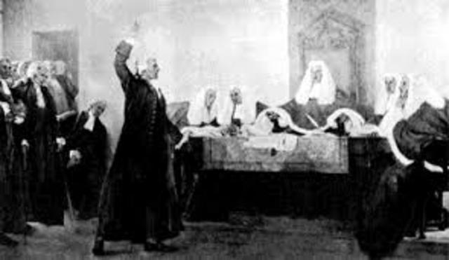 Coercion Act of March 1817