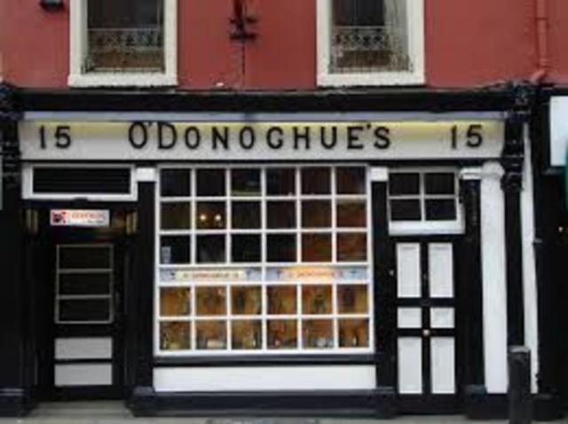 O'Donoghues Bar