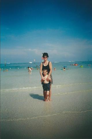 Mi Primer Viaje a Clearwater Beach