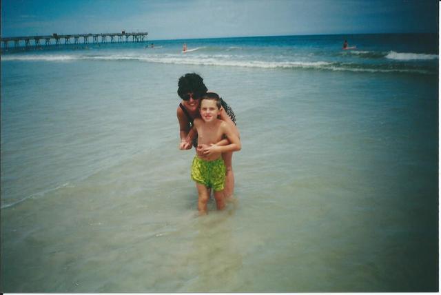 Mi Primer Viaje a Daytona Beach