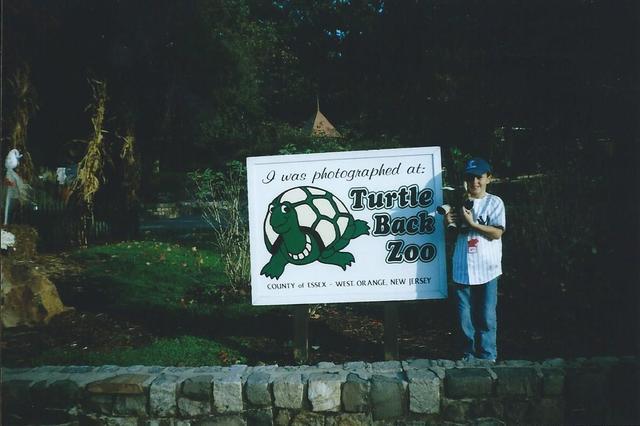 Mi Primer Viaje al zoo Turtle Back