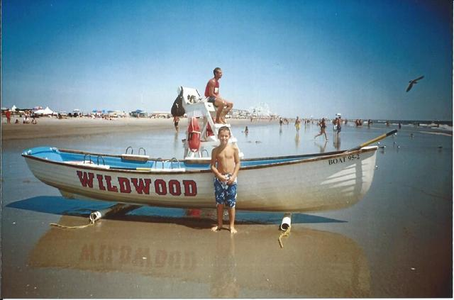 Mi Primer Viaje a Wildwood