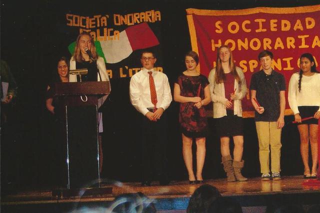 La Sociedad Honoraria Hispánica