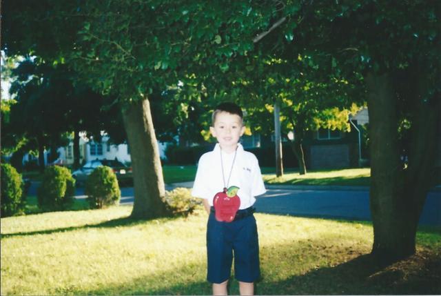 Mi Primer Día de Escuela