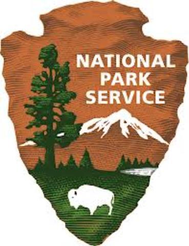 U.S. National Park Service Founded