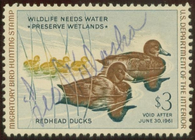 Migratory And Bird Hunting Stamp Act
